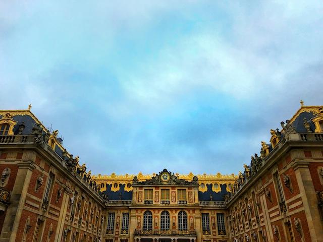 ヴェルサイユ宮殿 マリーアントワネット