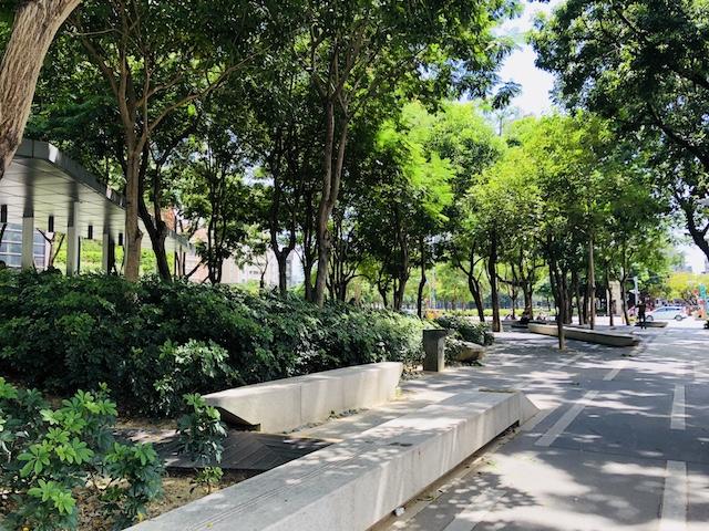 台中 緑道