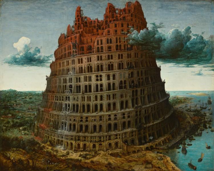 ブリューゲル「バベルの塔展」:一枚の絵にまつわる極私的な話