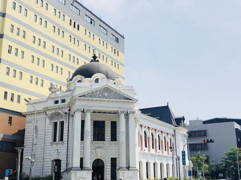 台湾 旧市役所/旧台中州庁:秘密のフォトジェニックな台中をご紹介!