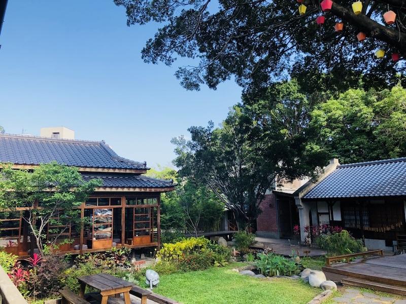 台湾 台中 フォトジェニックスポットは日本統治時代の建造物!