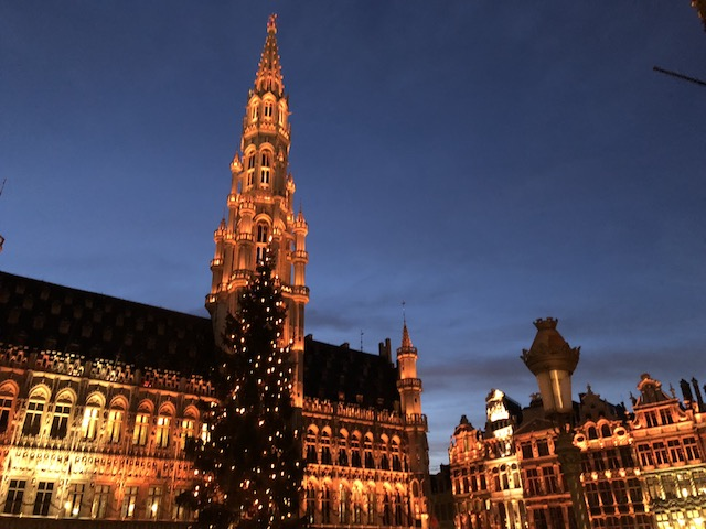 Bruxelles 格安旅行