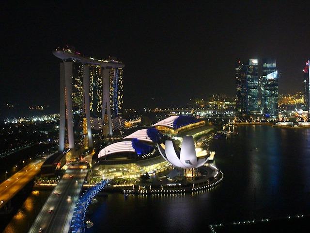 シンガポール 格安旅行