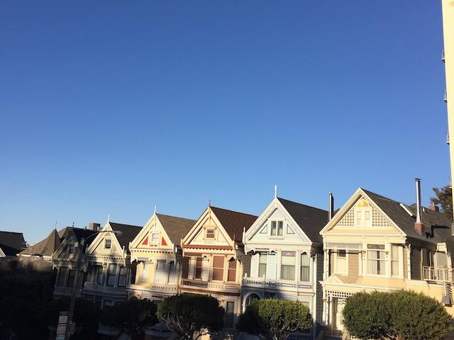 サンフランシスコでフルハウス(フラーハウス)のオープニングを巡るコース!