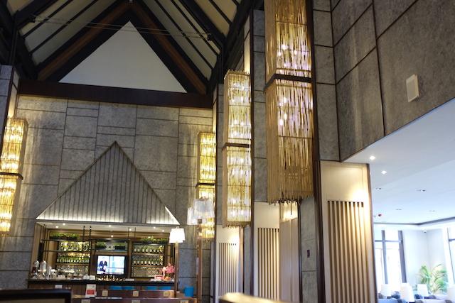 シェムリアップ・アンコール国際空港 プライオリティパス/ダイナースで利用できるラウンジはまるでリゾートホテル??