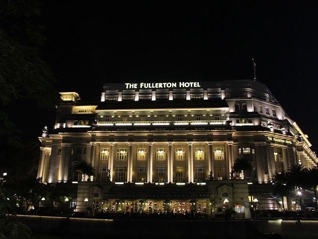 フラトンホテル 歴史的な五つ星ホテルの魅力【シンガポール】