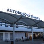 スロバキアの首都ブラチスラヴァのバスターミナル(Bratislava Central Bus Station):ウィーンから1時間強で日帰りも可能?