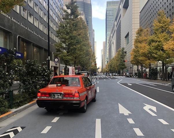 どん兵衛タクシー