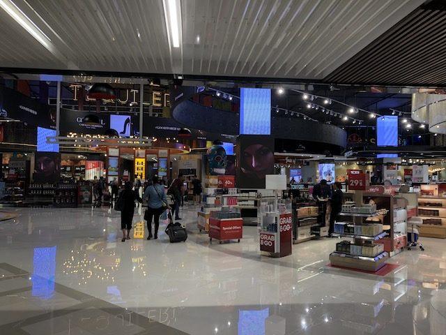 カンクン空港 ターミナル4