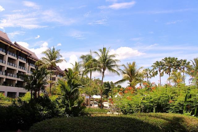 コタキナバル シャングリラ ラサリアリゾート(Shangri-La's Rasa Ria Resort) プレミアルーム宿泊