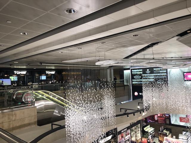 シンガポール ターミナル2 ラウンジ