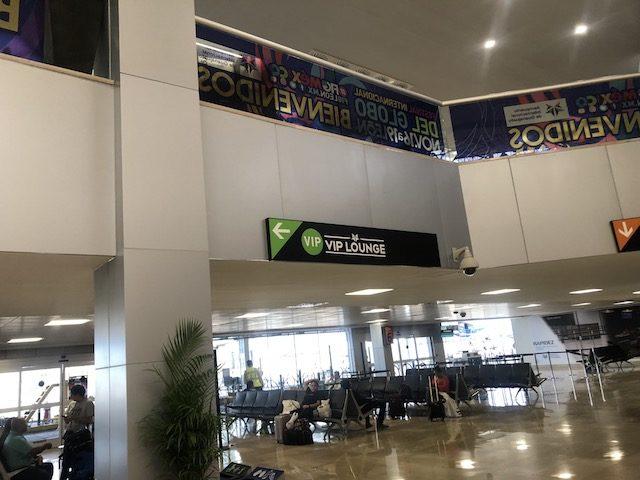 グアナファト空港 ラウンジ