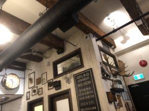 Jam cafe バンクーバー