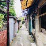 台湾台中でまだ誰も知らない観光スポット清水眷村文化園区は芸術的でフォトジェニックな廃墟
