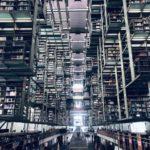 メキシコの近未来図書館 ヴァスコンセロス図書館 (Biblioteca Vasconcelos)