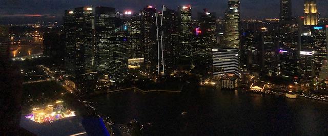 Singapore 夜景