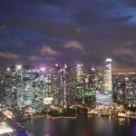 [セラヴィCÉ LA VI]シンガポール「マリーナベイ・サンズ」のルーフトップバーが日本(東京)に初上陸!