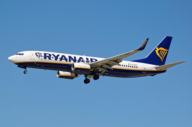 史上最悪のLCC?ライアンエアー(Ryanair)搭乗時の注意点! 実際に乗ってみた感想は?【2019年最新版】