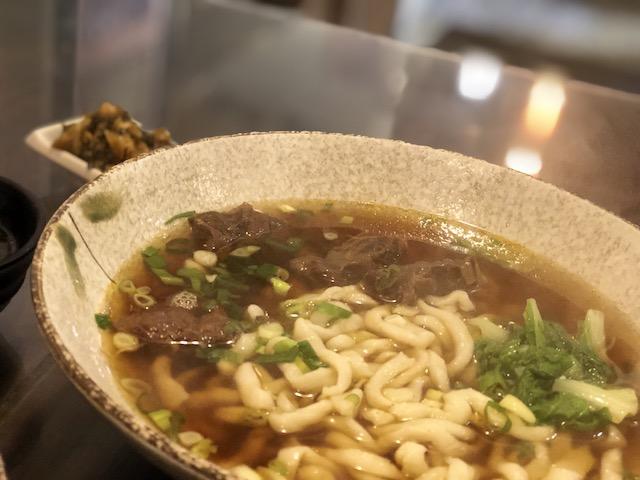 口福牛肉麵 台湾のソウルフード 絶品牛肉麺は花蓮にあった!