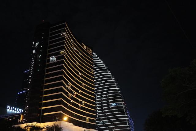 台湾:台中の五つ星ホテル ザ リン ホテル(The Lin Hotel)ってラスベガスのあのホテルなの?