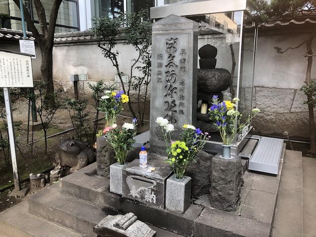 呪いの首塚か、或いは東京の守り神か。平将門の数々の伝説が残る将門塚を訪ねる