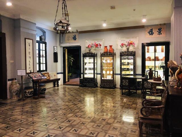 ホテル マラッカ プラナカン