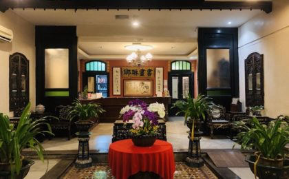 ホテルプリ メラカ 世界遺産に宿泊できるプラナカン邸宅ホテル【マラッカ】