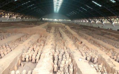 【世界遺産】西安から兵馬俑 始皇帝陵への行き方まとめました!【2019年】